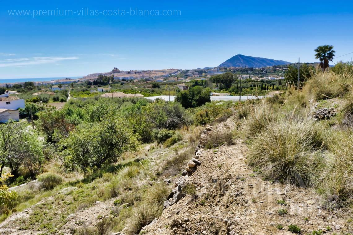 Buy plot in Altea Costa Blanca - 0207G - Plot of 20000sqm close to the old town of Altea 6