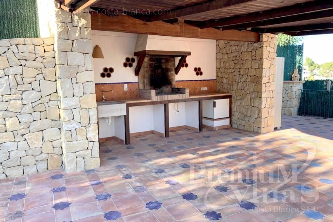 - CC2307 - Mediterranean house with sea views in Benissa Costa 19