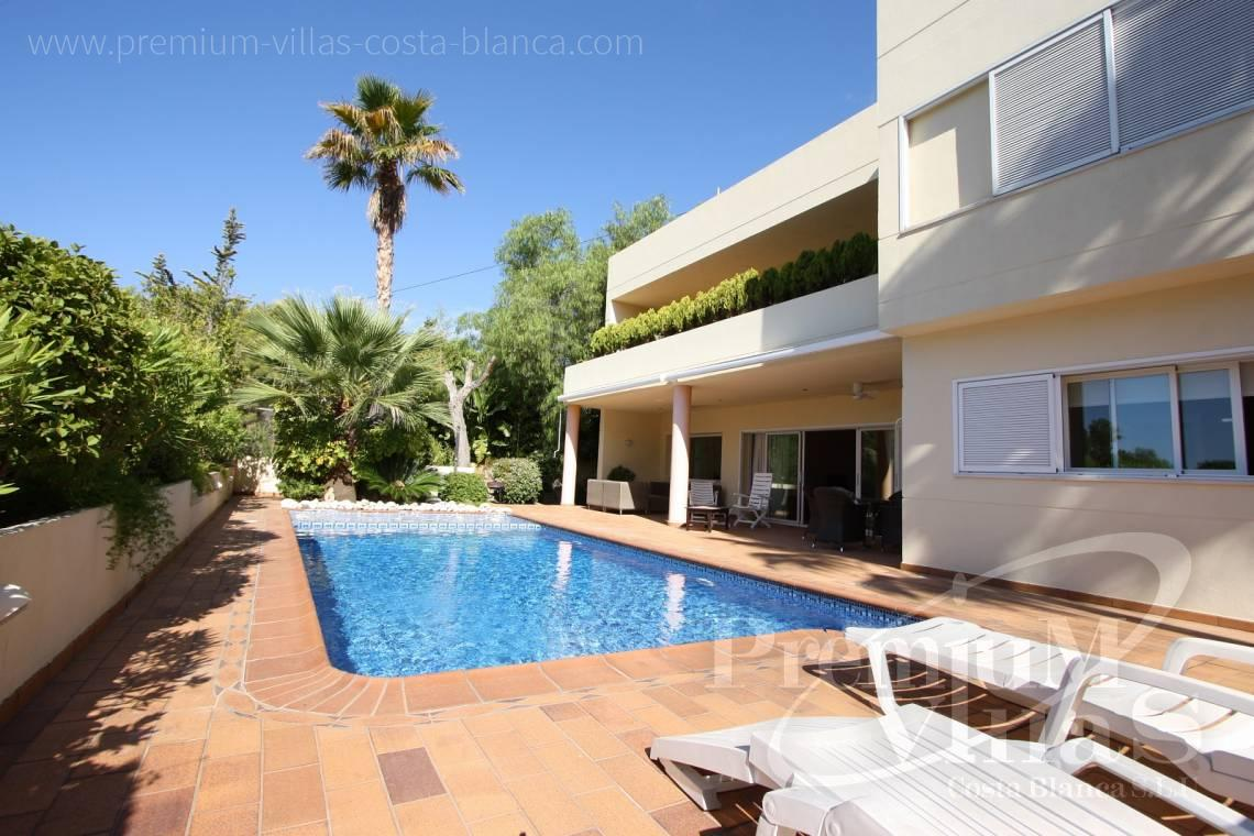 buy villa house Costa Blanca Spain - C1179 - Villa at the golf course Don Cayo in Altea with sea views. 3
