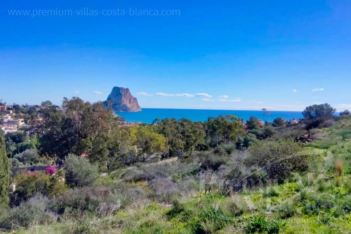 - 0219G - 4 building plots in package in Calpe, La Canuta for sale 4
