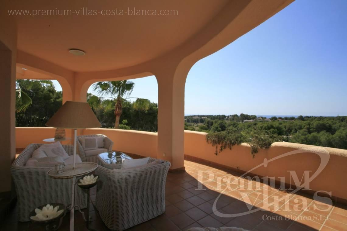 Villas for sale with sea views in Moraira Costa Blanca - C2031 - Beautifull Villa in Moraira for sale with sea views  4