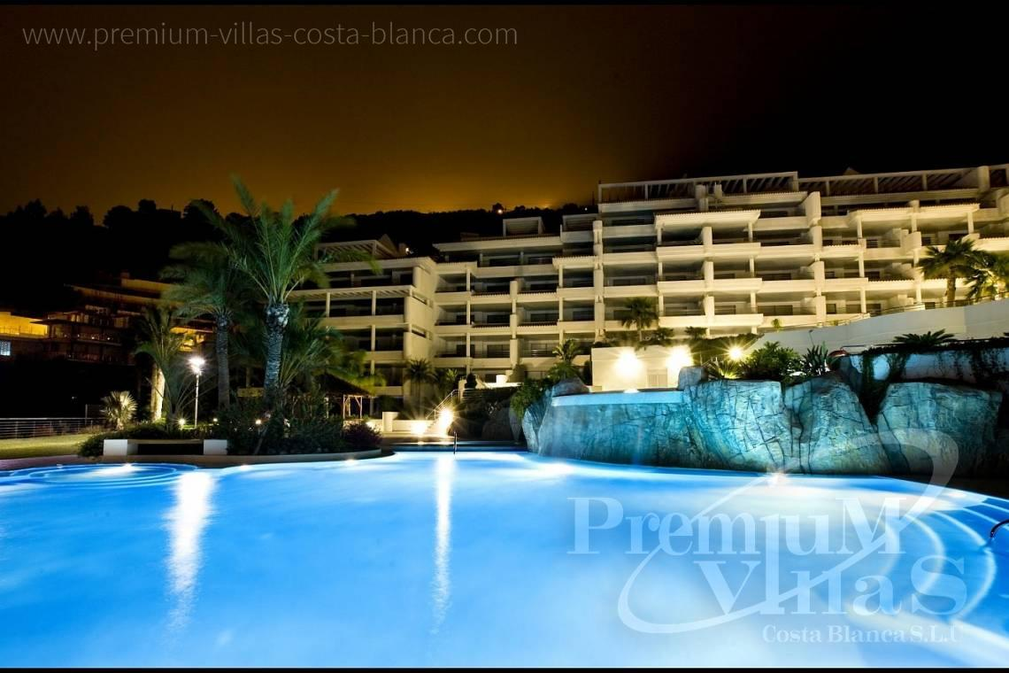 buy apartment 4 bedrooms Altea Costa Blanca Spain - AC0230 - Luxury resort in Altea at the Costa Blanca infront the beach 24