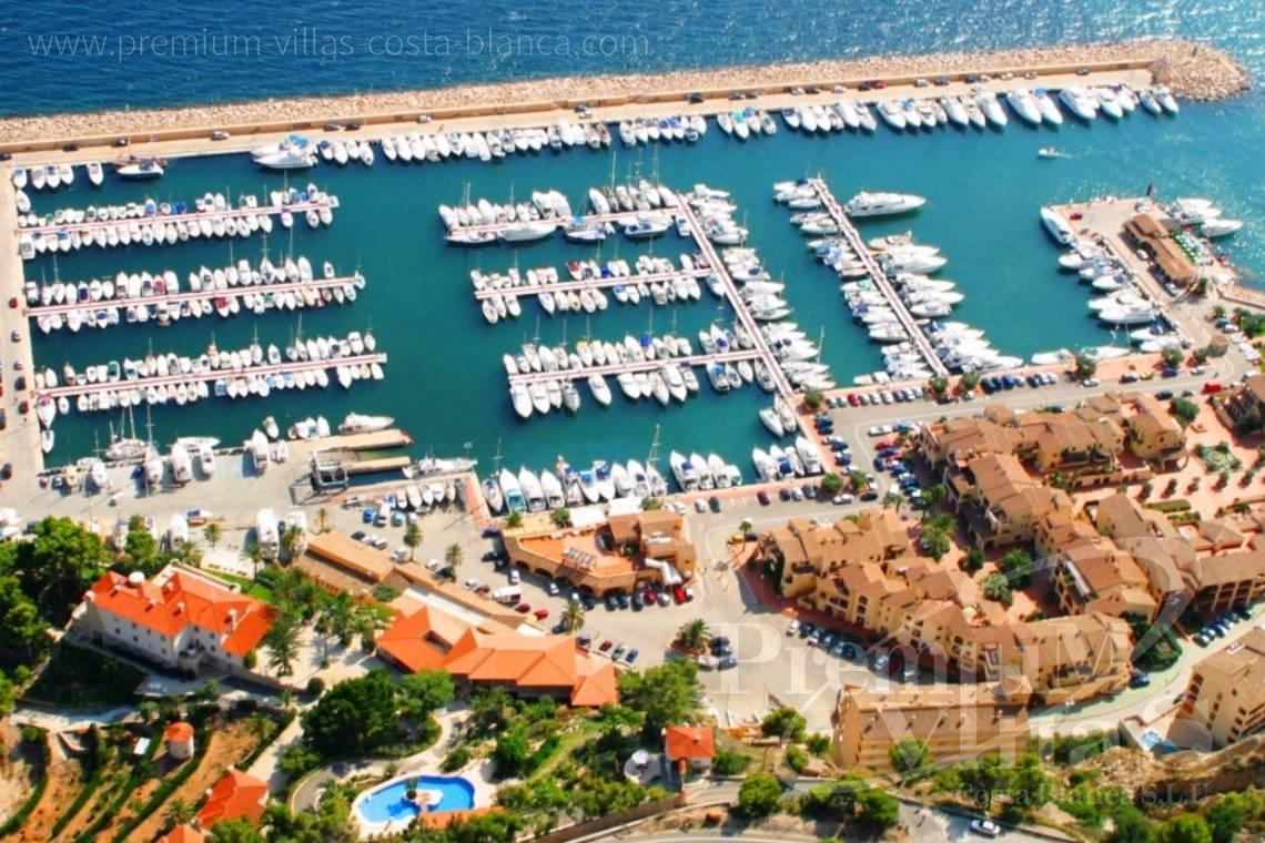 buy apartment  Altea Costa Blanca Spain - A0592 - Amazing duplex in Marina Greenwich (Campomanes) with sea views. 27