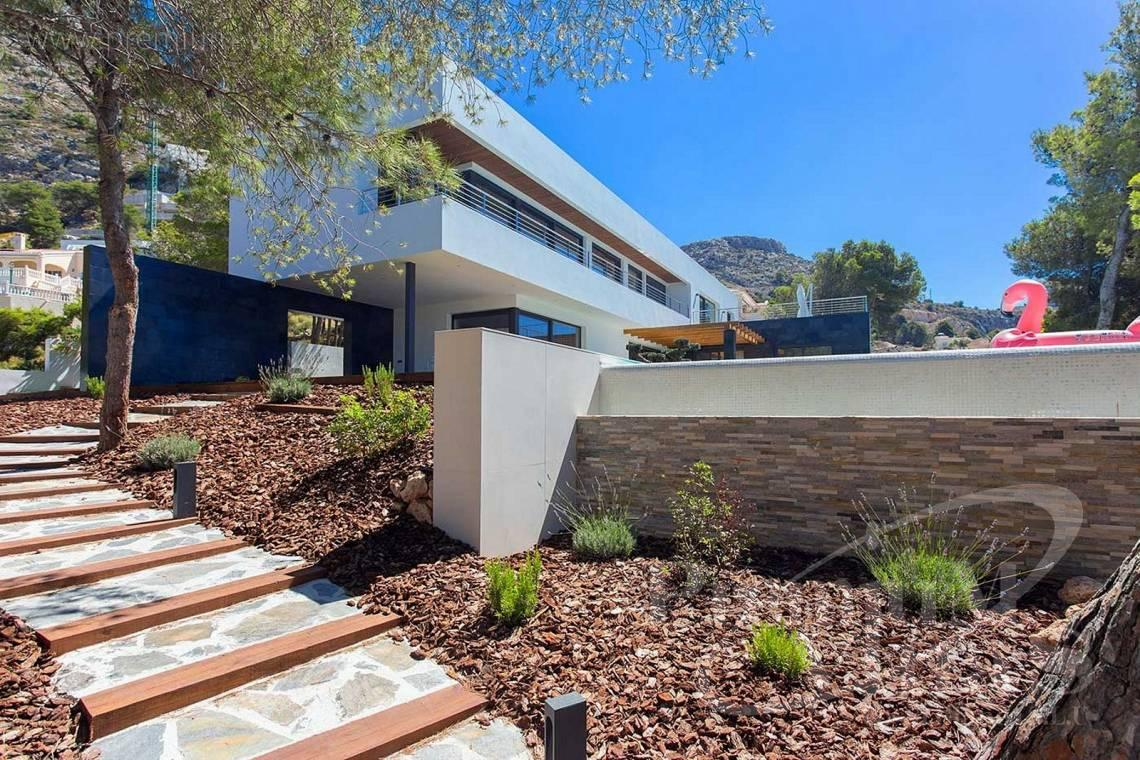 Modern villa near the golf club in Altea Hills Costablanca - C2081 - Spacious luxury villa in Altea Hills 29