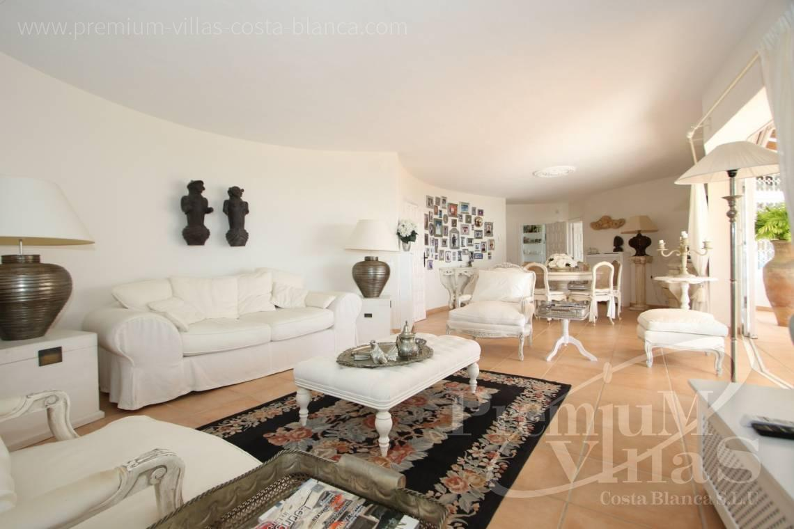 C2012 - Villa with magnificent sea views and 100% privacy 7