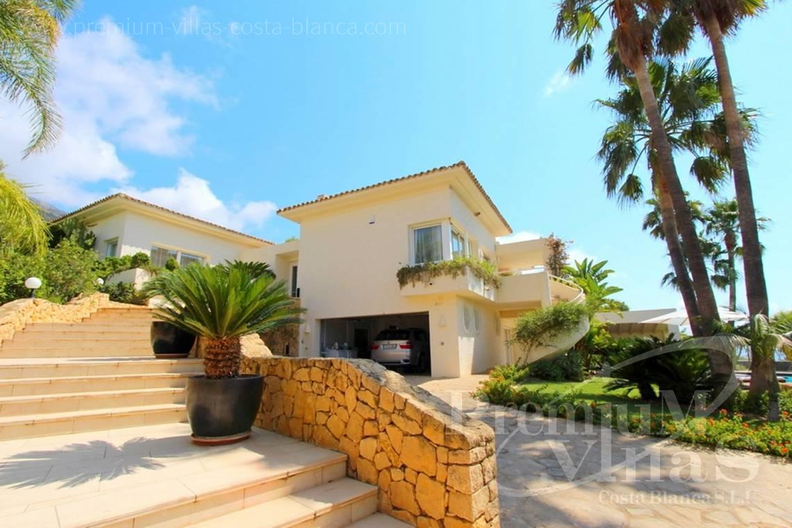 5 bedroom luxury villa for sale in Altea Costa Blanca - CC1908 - Luxury villa at one of the nicest locations of Altea with breathtaking sea views 4
