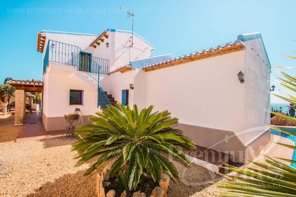 - C2175 - Charming villa in Calpe 500m from the beach, with wonderful sea views 15
