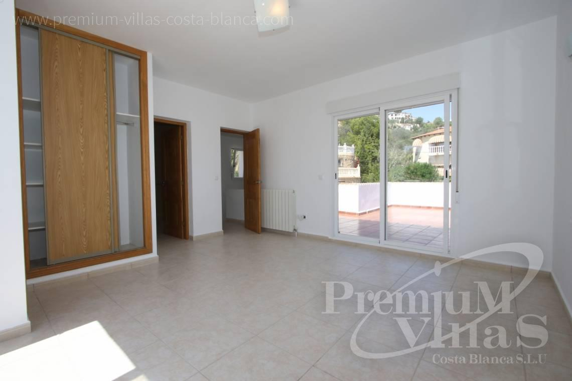- C2087 - New house in Benissa for sale with sea view 16