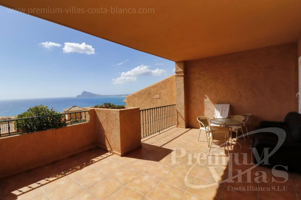 Buy property Mascarat Altea - C2224 - Bungalow in Mascarat near the beach, with spectacular views of the bay of Altea 3