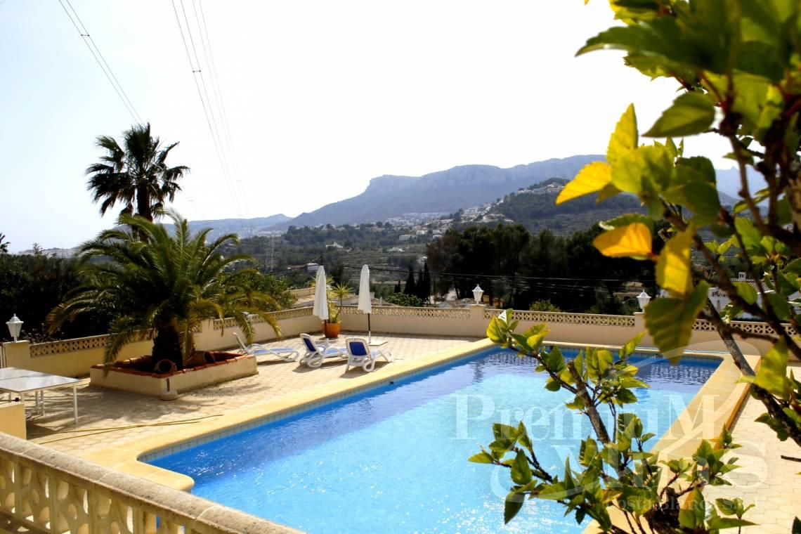 - C2153 - Villa in Calpe with guest apartment and wonderful views 7