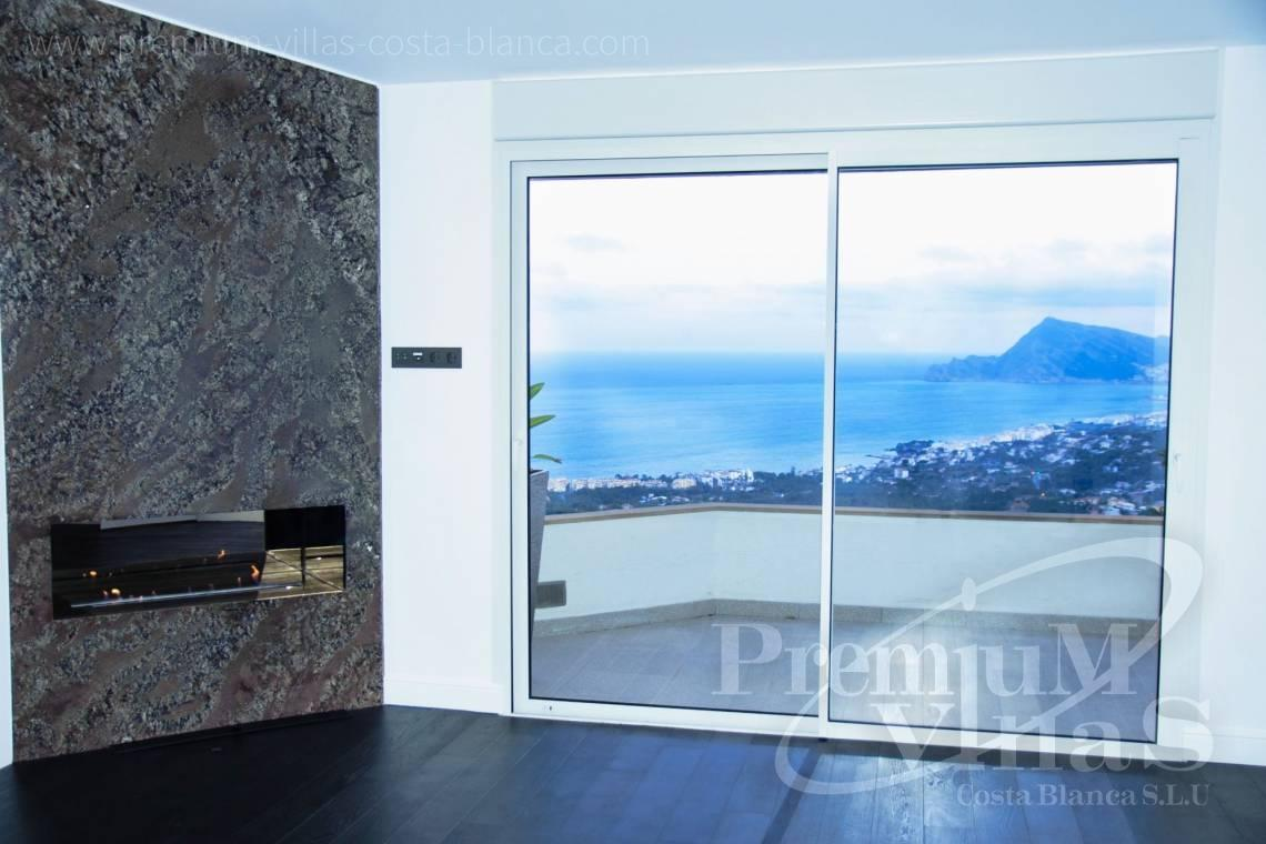 - C2316 - Modern luxury villa with sea views in Altea 19