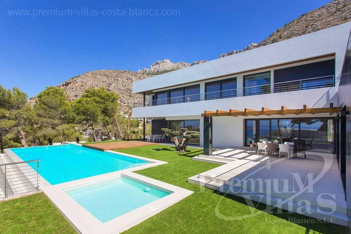 Luxury villa with guest apartment in Altea Hills - C2081 - Spacious luxury villa in Altea Hills 1