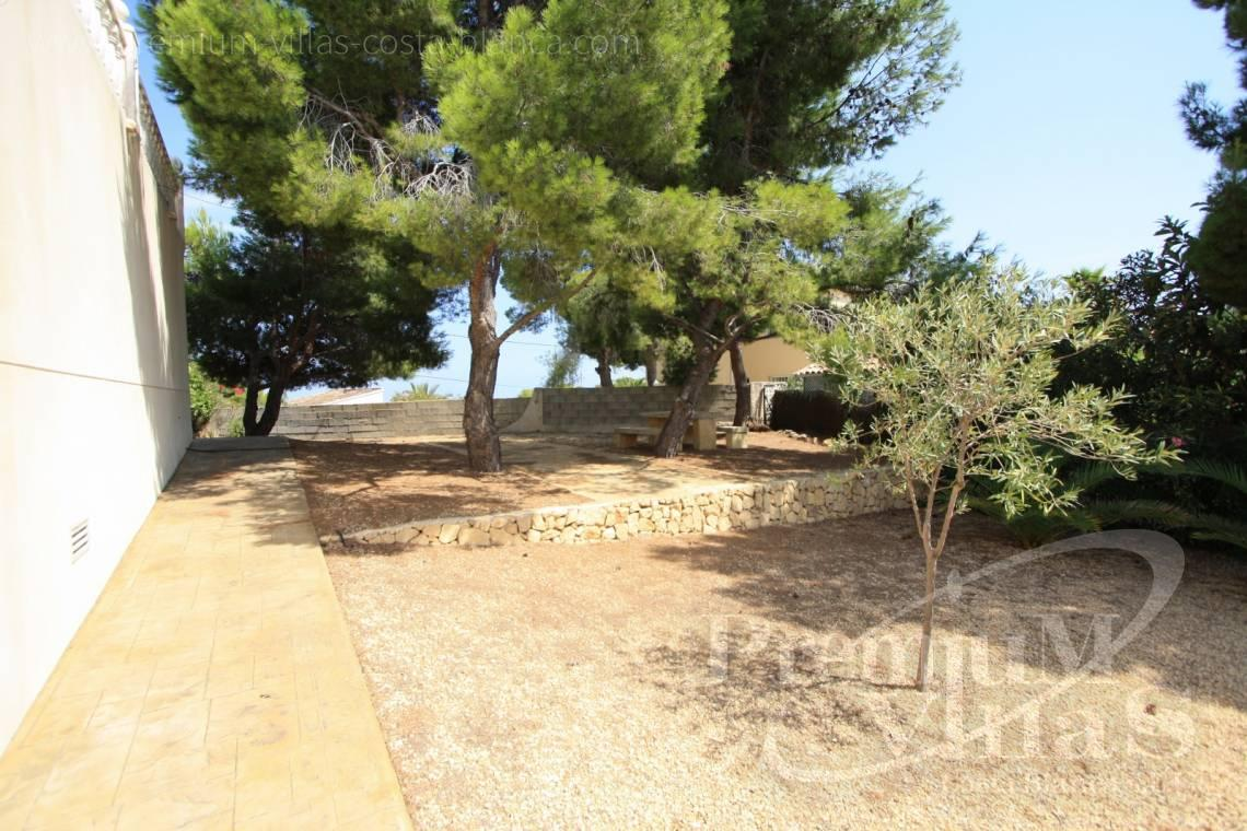 - C1298 - Contemporary style villa in Altea for sale with nice sea view 26