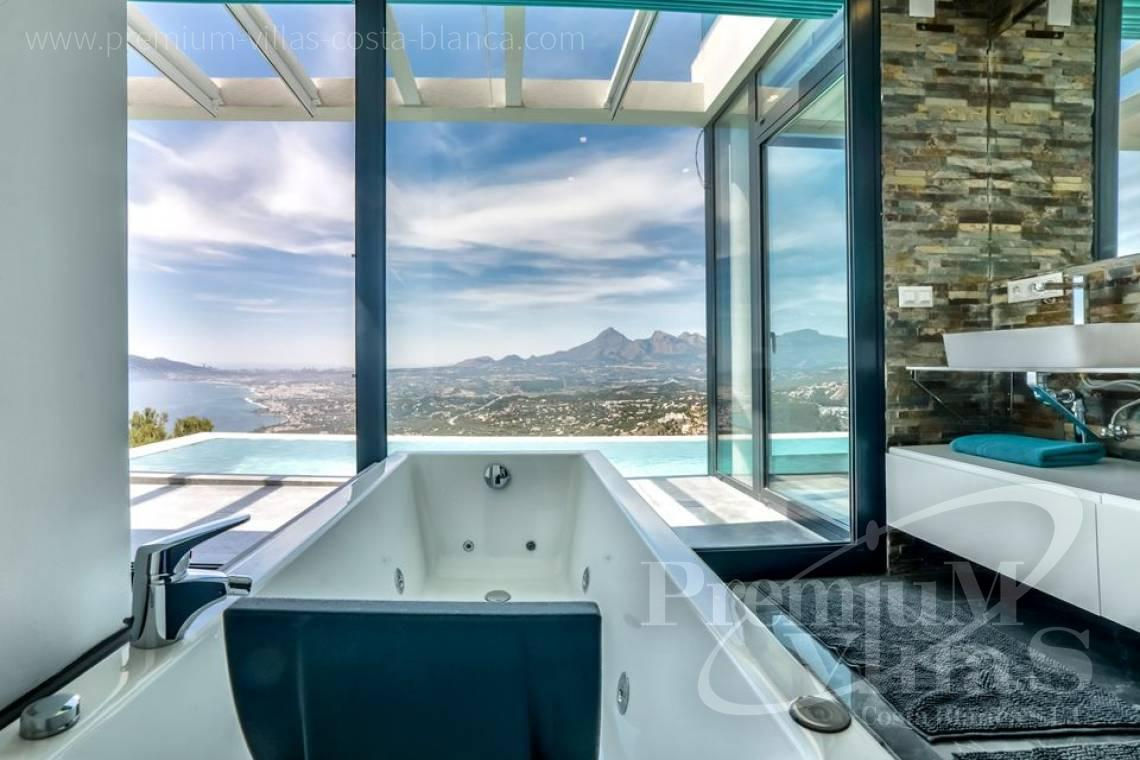 - C2485 - Modern luxury designer villa in Altea Hills  3