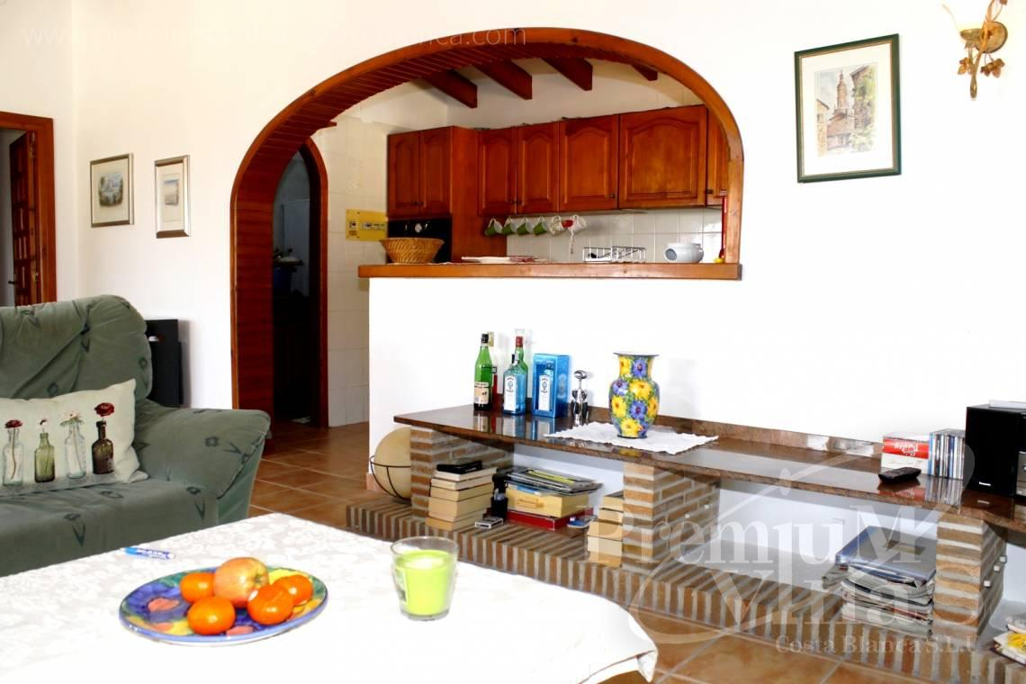 - C2153 - Villa in Calpe with guest apartment and wonderful views 18