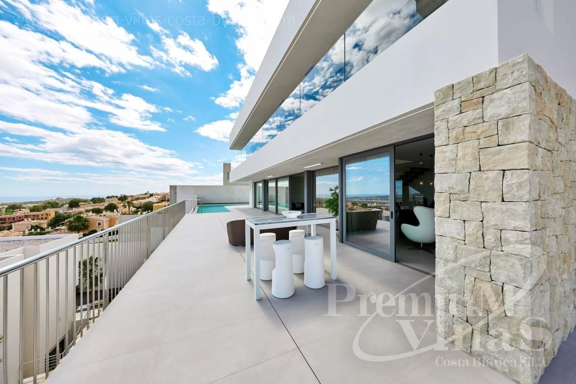 Mansions for sale Costa Blanca Spain - C2359 - Modern luxury villa with sea views in Finestrat 28