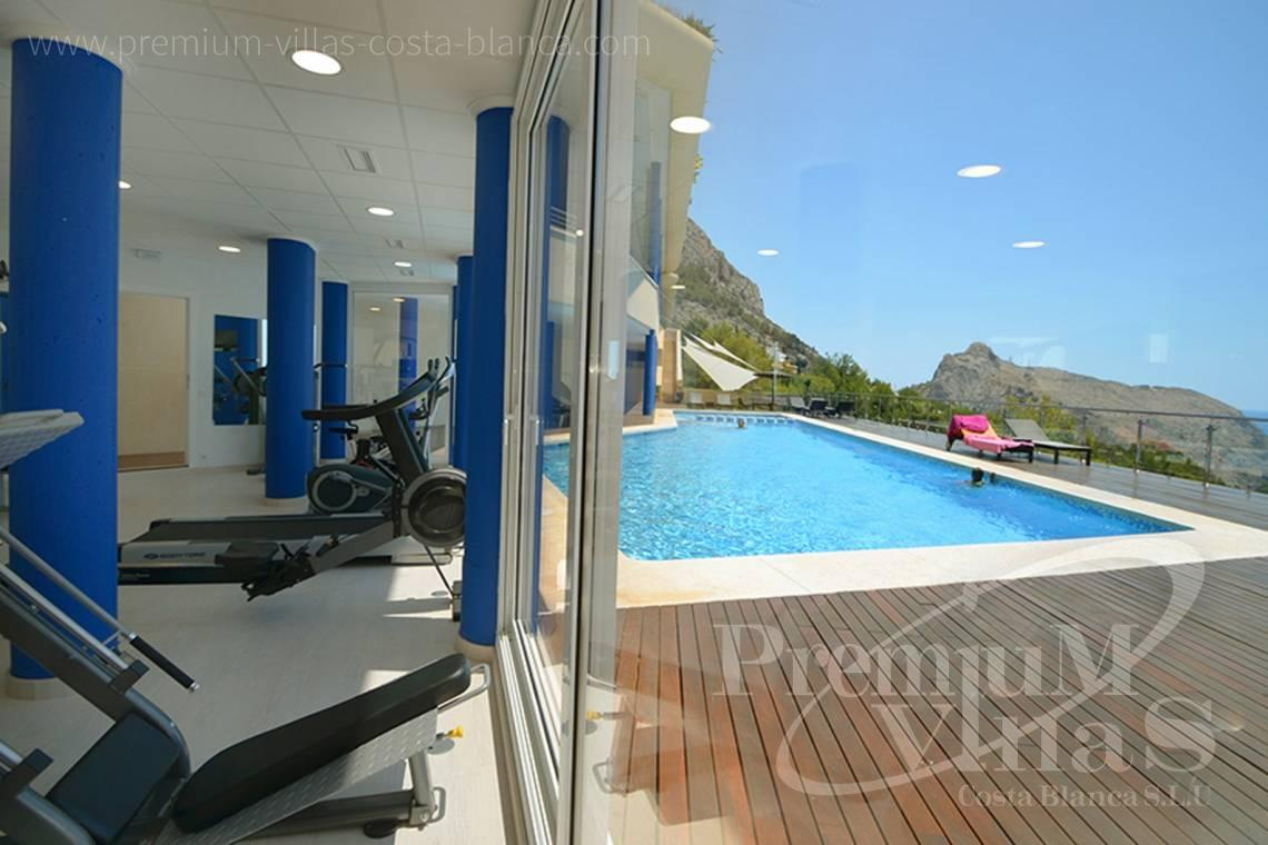 property for sale Altea Hills - A0601 - Apartment in Altea Hills in las Terrazas with large terrace 24