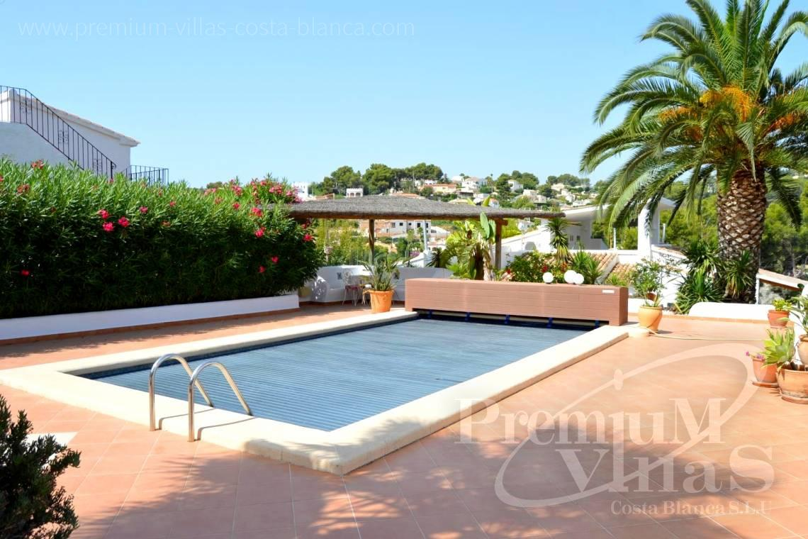 - C2135 - House in Benissa near the golf course Ifach and Cala Baladrar 18