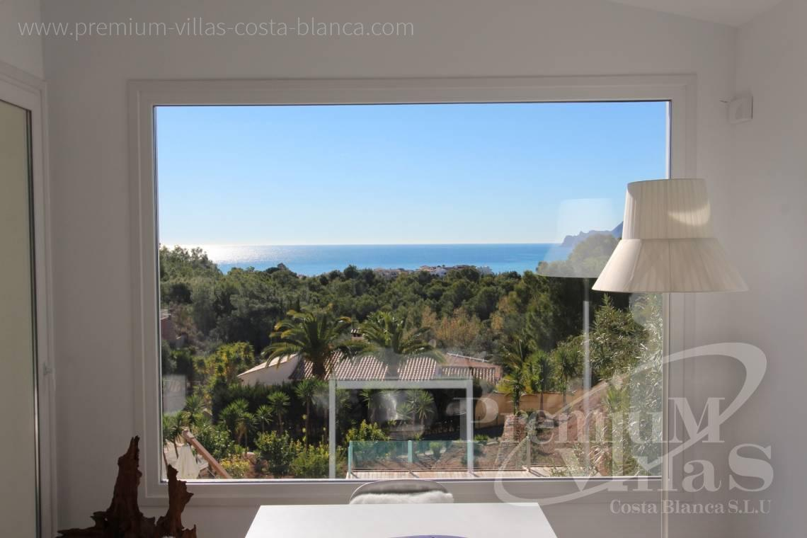 Villa for sale in urbanization Galera de las Palmeras Altea - CC2387 - Ibizan style villa with sea views in Altea 6