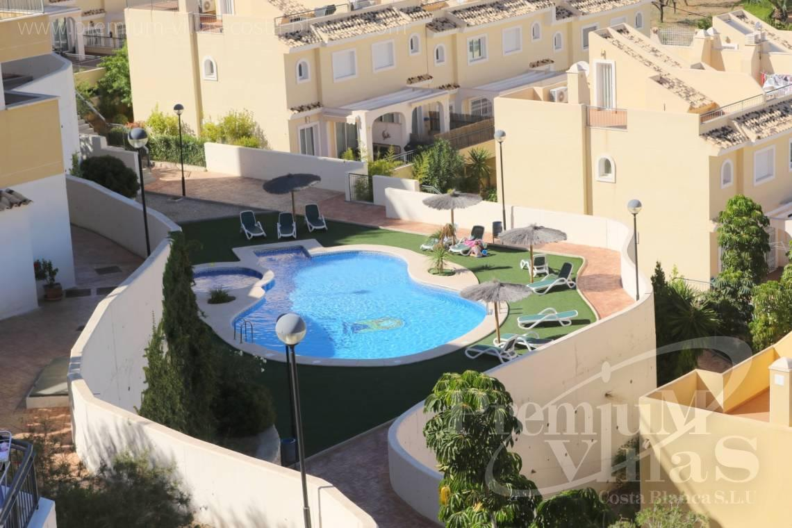 Buy bungalow in Calpe urb Montesol Costa Blanca - C2091 - Corner Bungalow in Urb. Montesol in Calpe 18