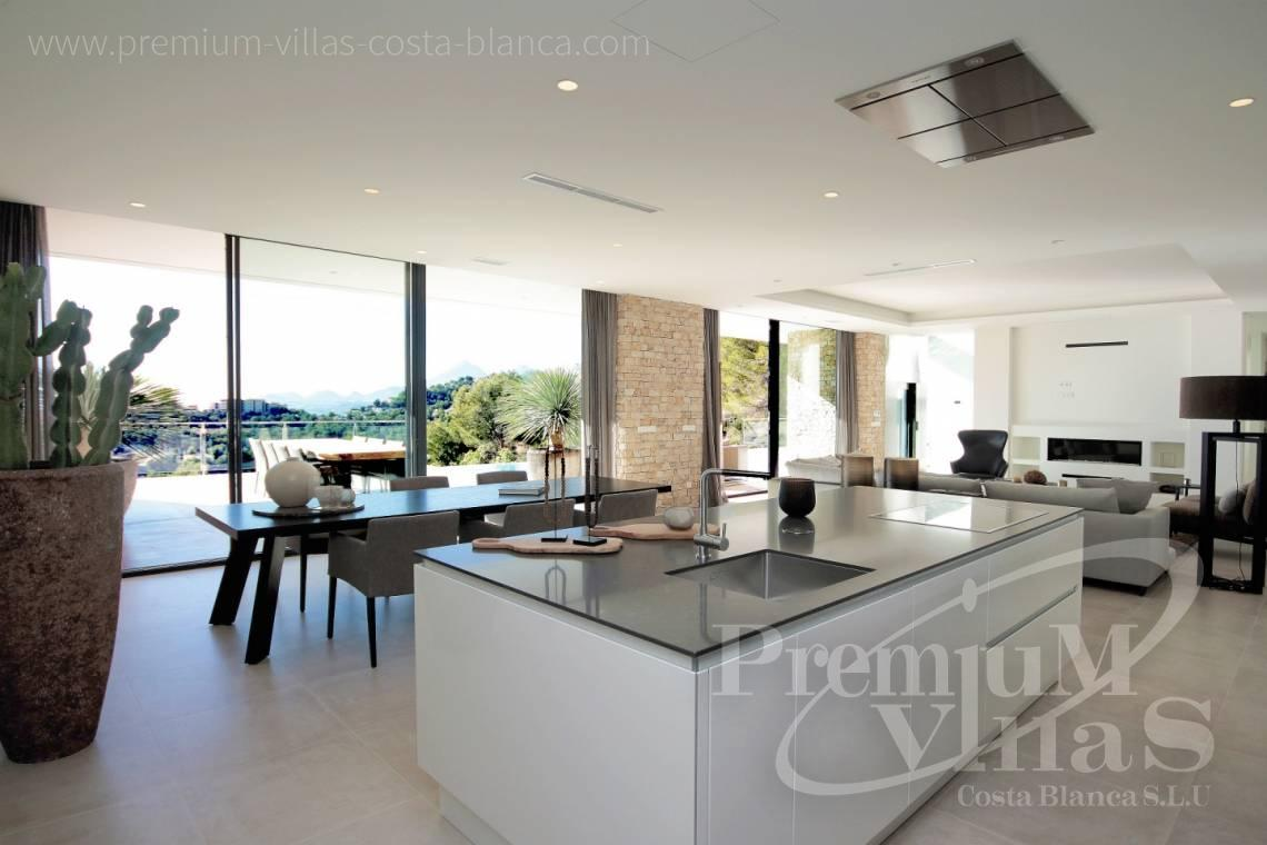 - C2172 - Newly built luxury villa in Altea Hills with panoramic sea views. 7