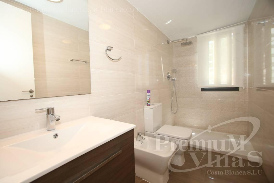 Modern bathrooms in Altea - C2048 - Modern villa for sale with panoramic sea views in Altea Hills 18