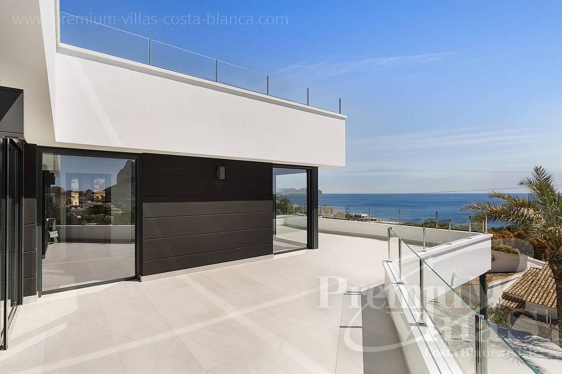 Luxury villa for sale with sea views in Les Bassetes, Calpe - C2374 - Luxury villa with sea views in Les Bassetes, Calpe 4