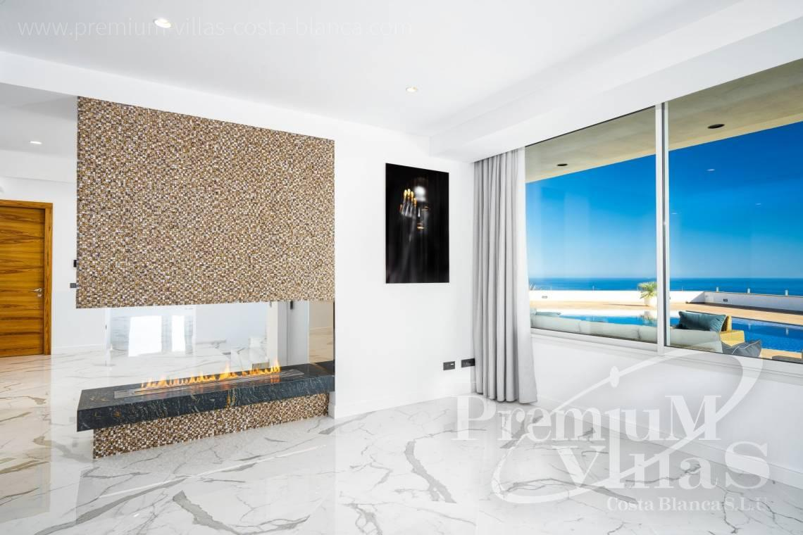 Luxury villa for sale in the Sierra de Altea - C2316 - Modern luxury villa with sea views in Altea 14