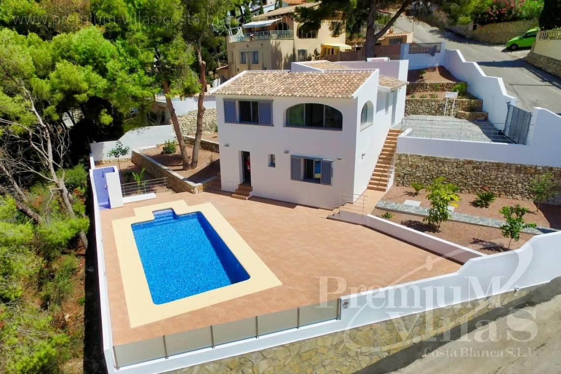 - C2451 - Modern house with sea views in Moraira 3