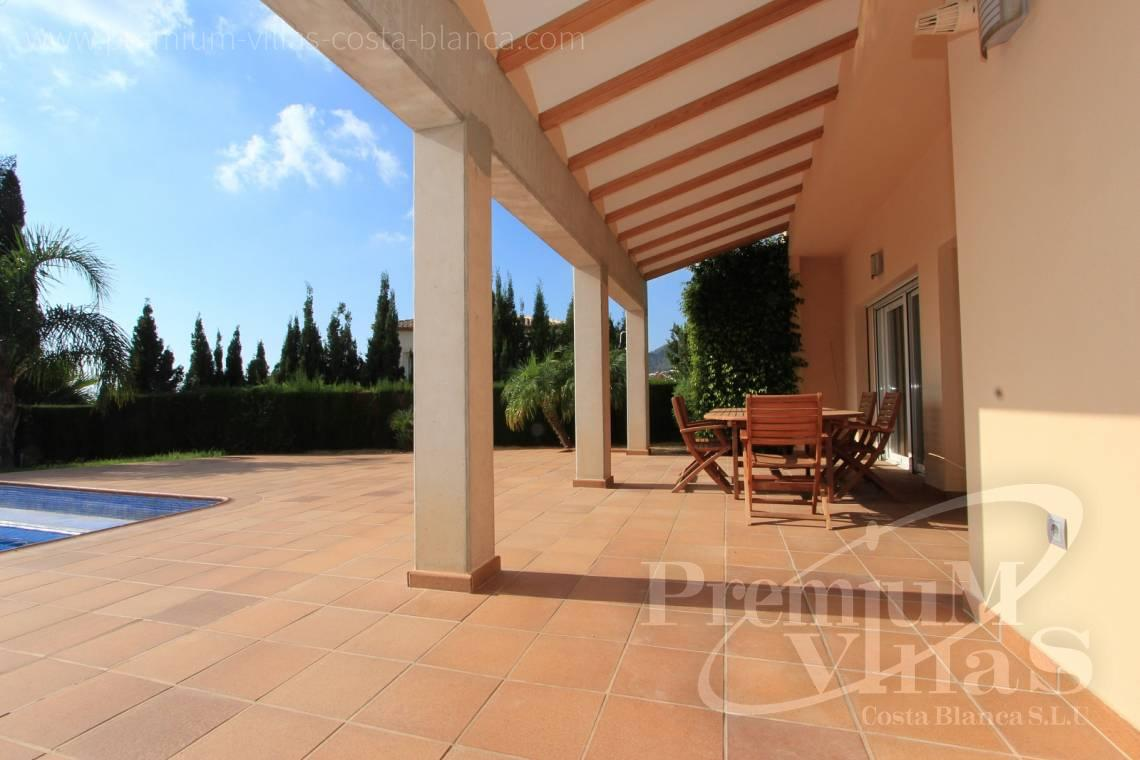 4 bedrooms house villa for sale Calpe Costa Blanca - C1700 - Spacious villa in Calpe for sale near the center 7