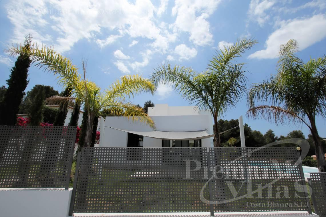 - C2164 - Newly built villa near the Javea Golf Course with spectacular mountain views. 6