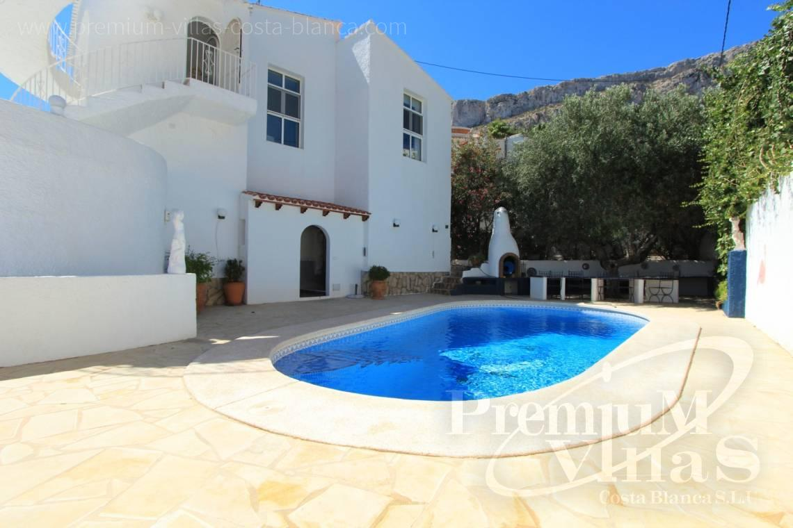 Villa with private pool in Calpe Costa Blanca - C1986 - Villa in Calpe with guest apartment and sea views 22