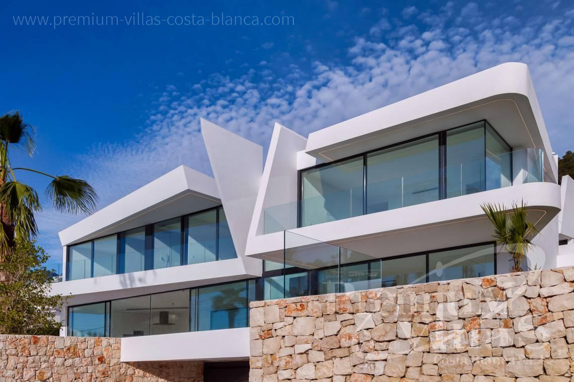 - C2127 - Luxury villa in Moraira 2.5 km from the beach with sea views 2
