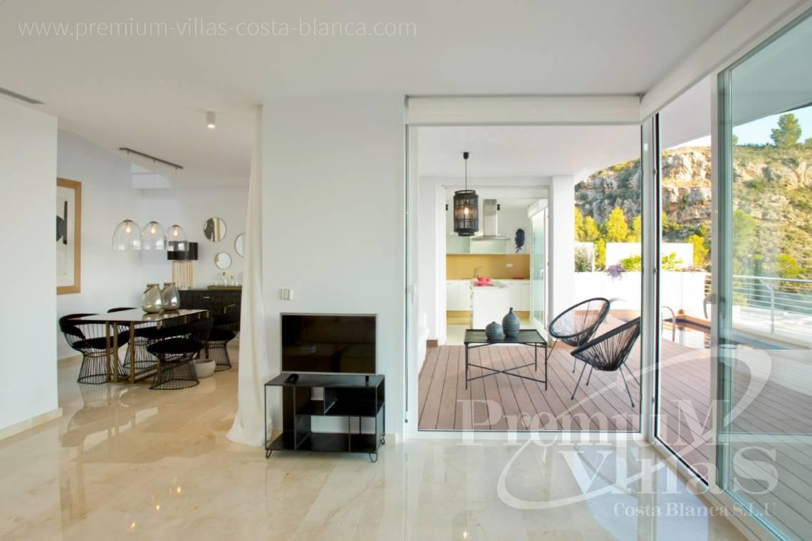 - C2243 - Modern and furnished villa in Sierra de Altea 6