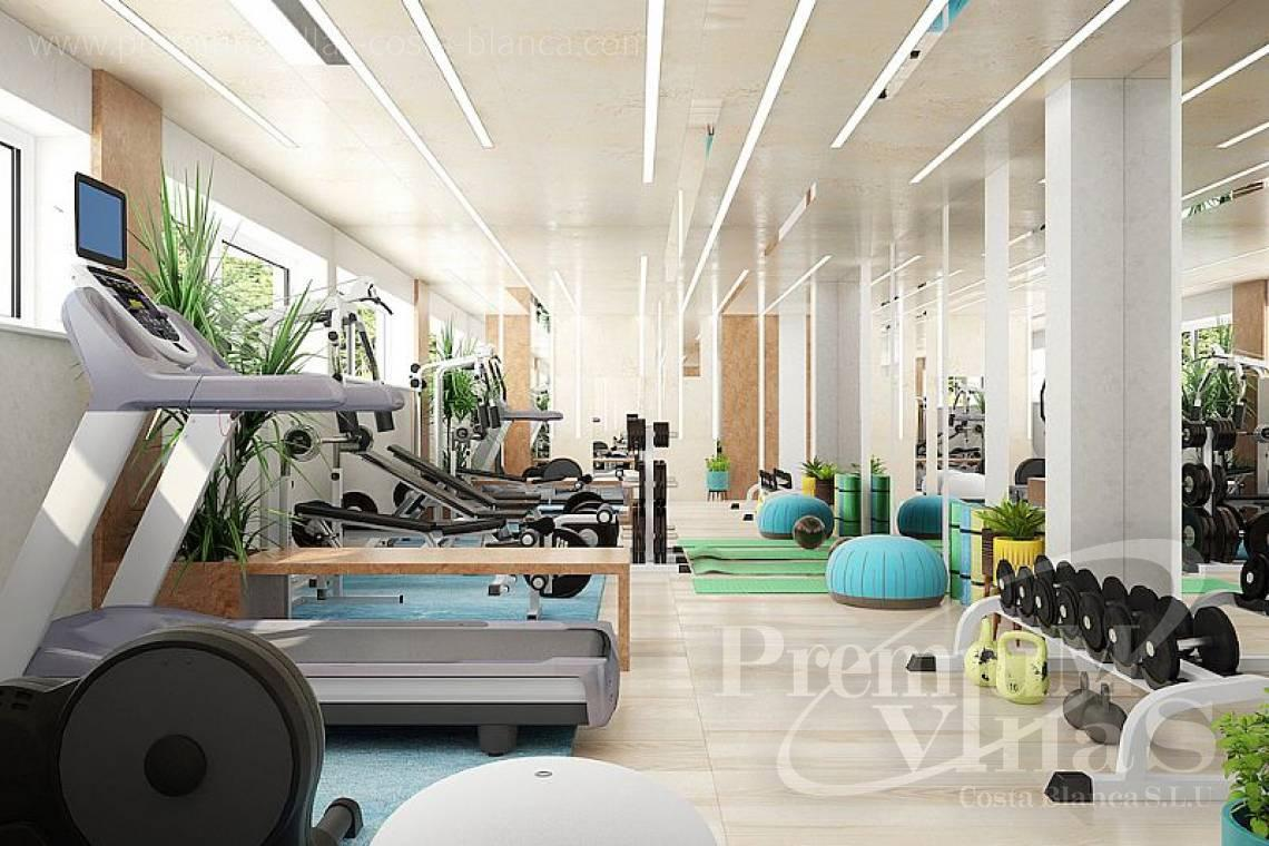 Luxury villa with gym in Calpe Costablanca - C2119 - Spectacular villa of 6 bedrooms at 200 meters from the sea in Calpe 18