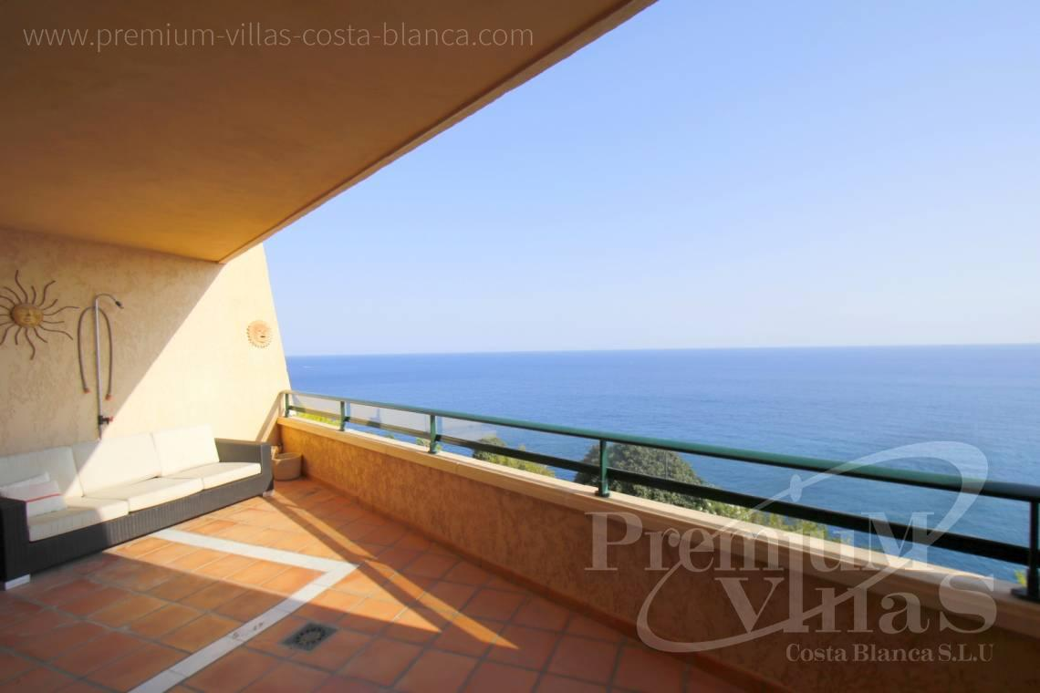 Apartments penthouse duplex for sale at the sea front Altea Costablanca - A0584 - Apartment at the see front, close to all amenities in Altea 5