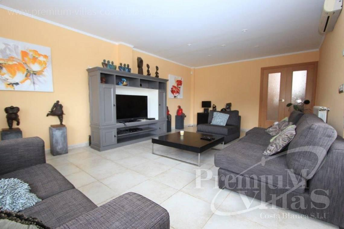 - C1893 - Modern villa in Calpe,  well located near the old town and the sea. 11
