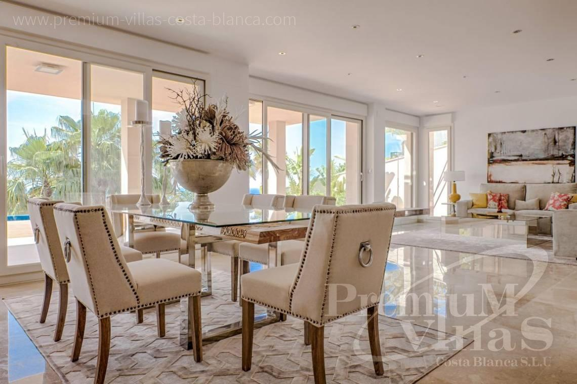 Buy modern villa in Moraira Costa Blanca - C1637 - Modern luxury villa in Moraira with nice sea views 5