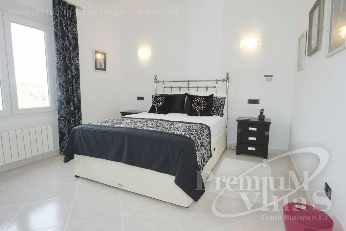 - C2155 - Beautiful villa in Benissa Costa with wonderful terraces, nice views and only 1 km from the beach 19