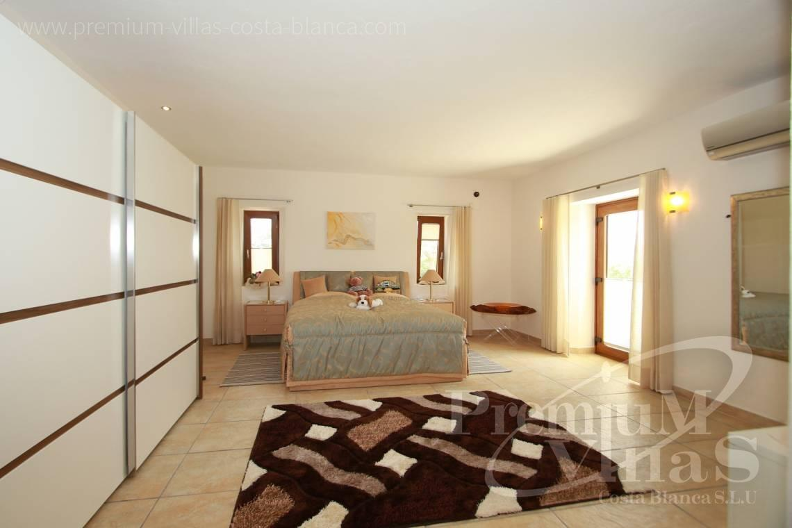 - C2417 - Amazing Finca in Benissa with a 13.000sqm flat plot and sea views 26