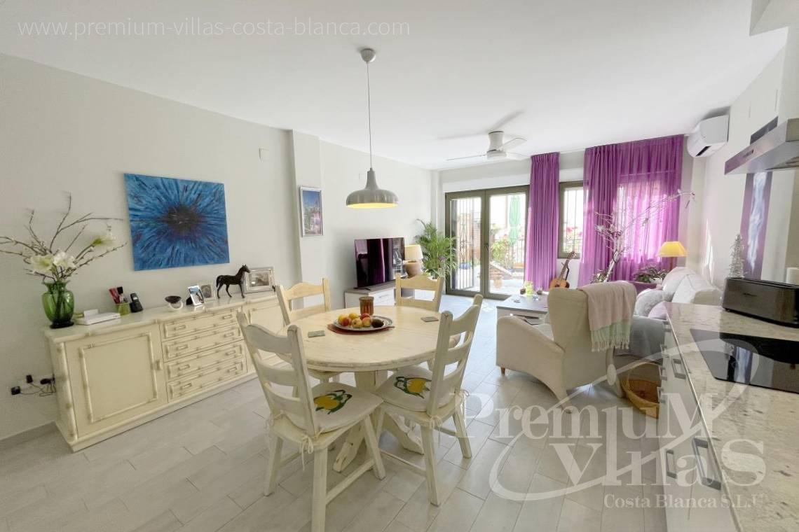 - AC0704 - Renovated flat with charm directly in the old town of Altea 8
