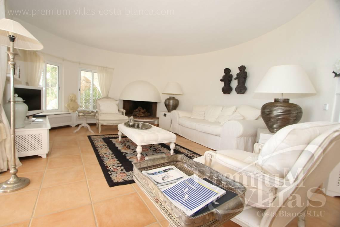 C2012 - Villa with magnificent sea views and 100% privacy 8