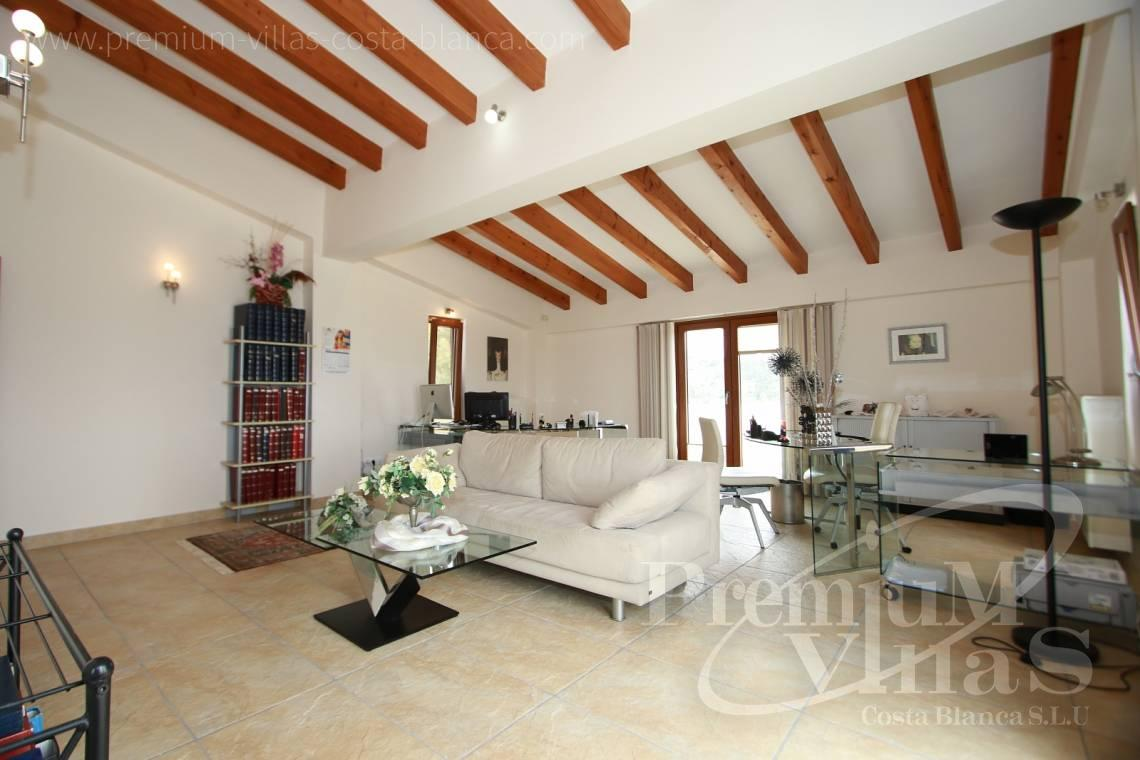 - C2417 - Amazing Finca in Benissa with a 13.000sqm flat plot and sea views 20