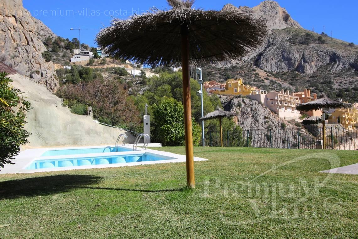 buy property Costa Blanca Spain - A0566 - Fascinating apartment in Campomanes with stunning sea views 19