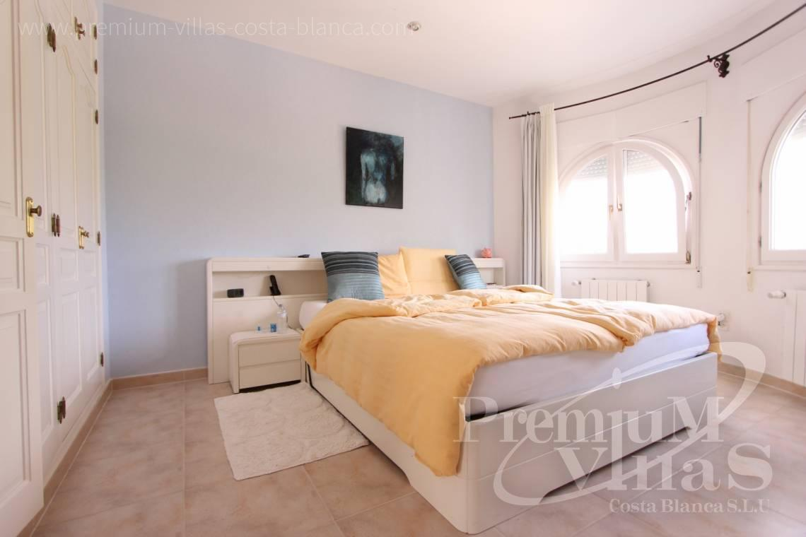 - C1300 - Villa with mountain views near the sea in Calpe for sale 7