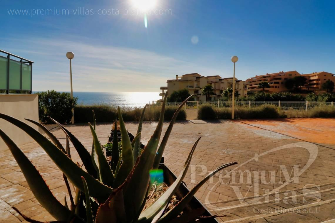 Apartments penthouse for sale at the sea front Altea Costablanca - CC2391 - Frontline townhouse in Mascarat, Altea 29
