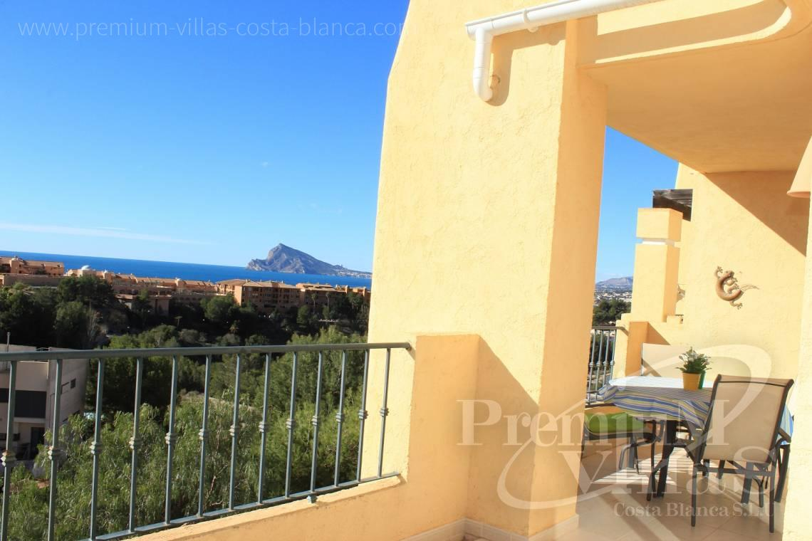 Apartment for sale in Mascarat urbanization Jazmines - A0445 - Mascarat! Nice 2 bedroom apartment close to the beach with sea views 1