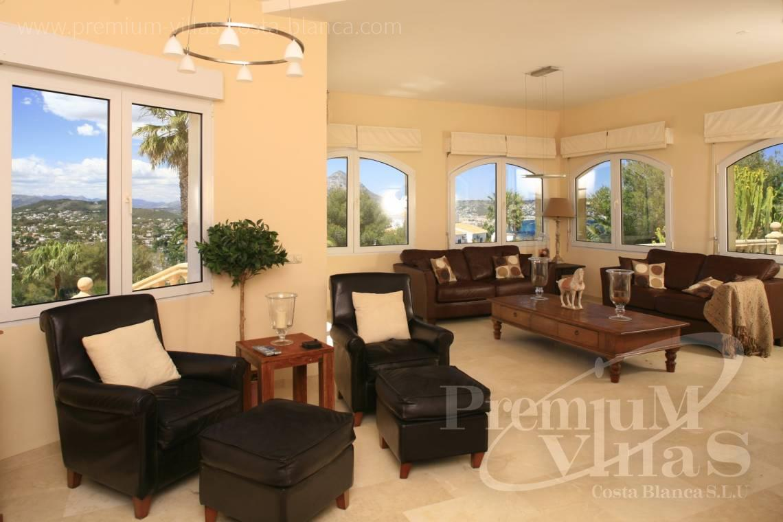 - CC2195 - Mediterranean villa in Jávea with stunning sea views. 5