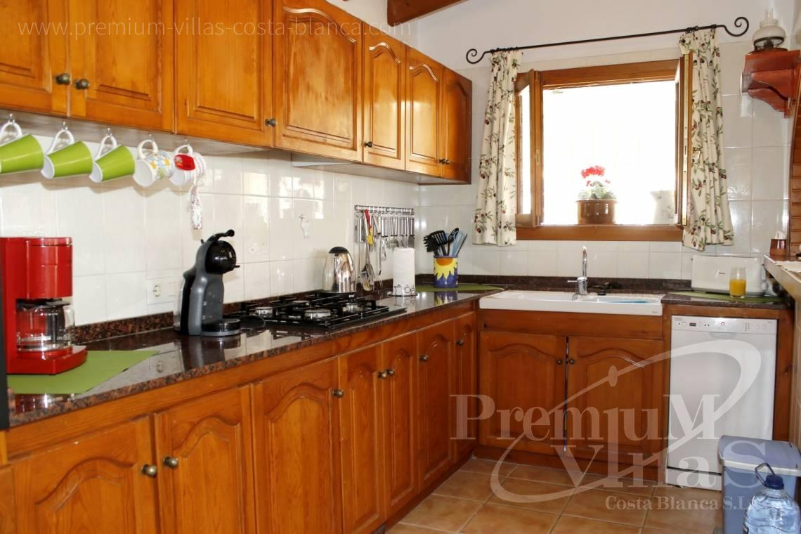 - C2153 - Villa in Calpe with guest apartment and wonderful views 17