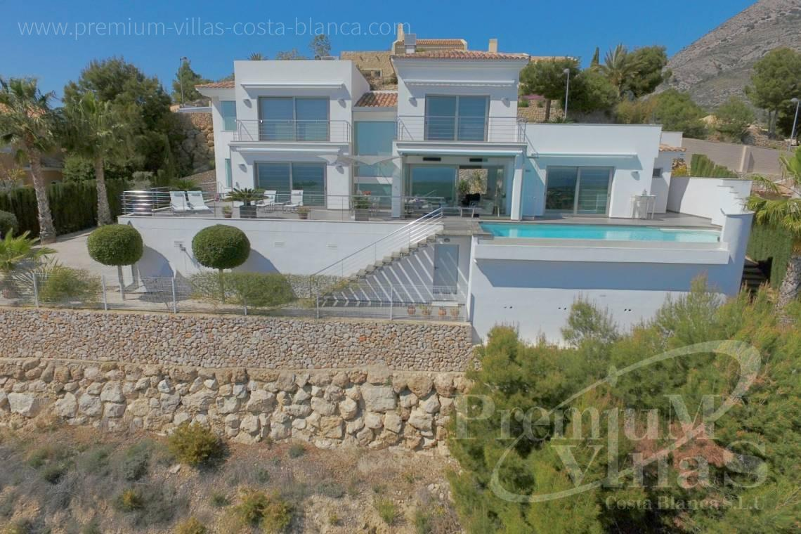 Modern villa near the golf course of Altea Costablanca - C2057 - Modern luxury villa in Altea La Vella 30